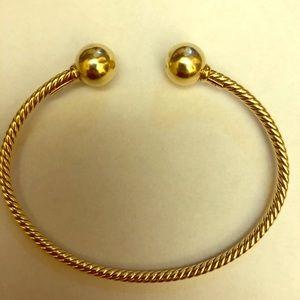 Solari Bead Bracelet 18K Gold